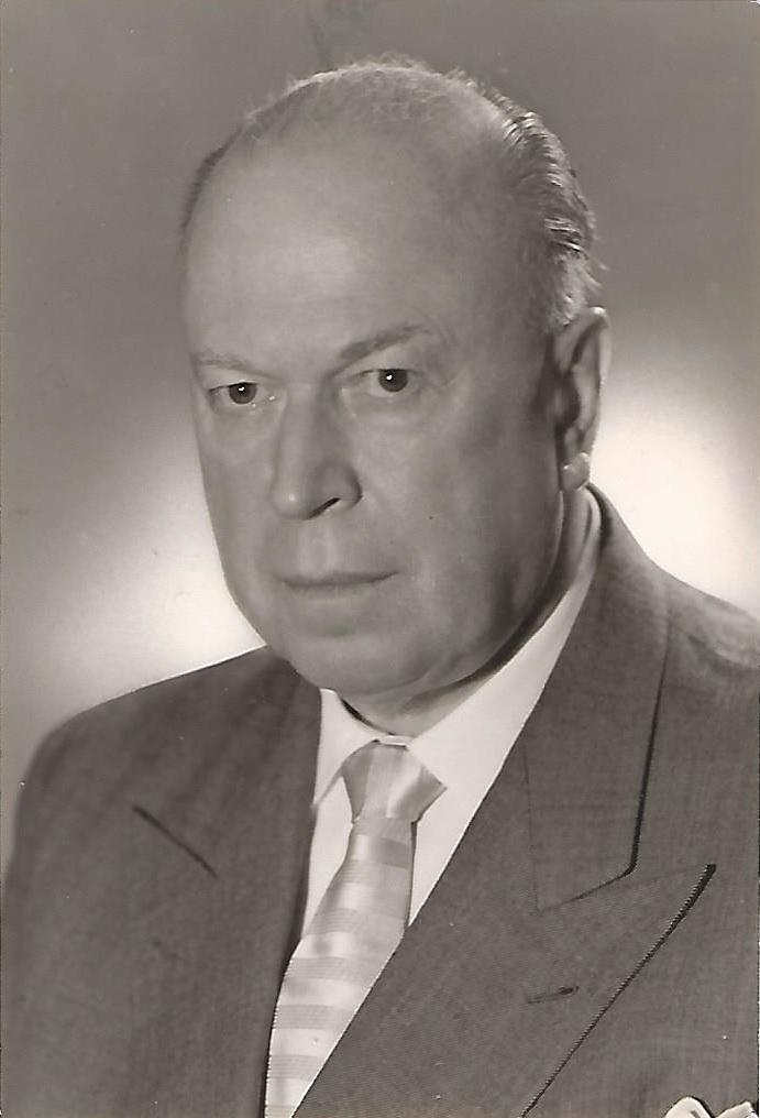 Albert Ebner dies
